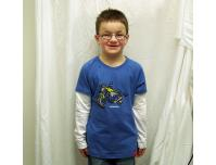 Image of Kids Long sleeve shirt age 8-9