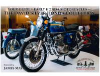 Image of  The David Silver Honda Collection - The Guide Book (Paper-back)